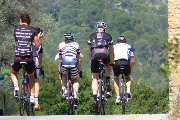 Selva crest cycling Mallorca