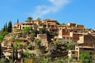 Deia village Mallorca
