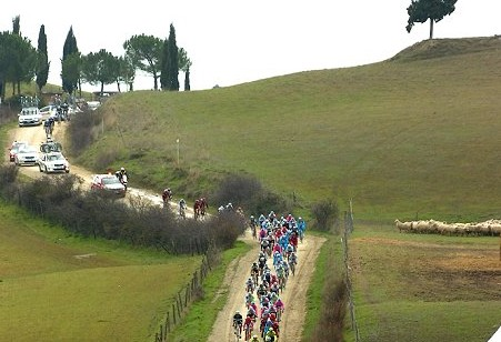 Strade bianche race