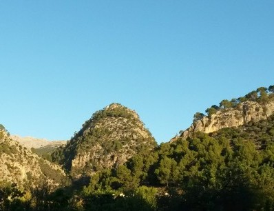 mountain view Caimari Mallorca