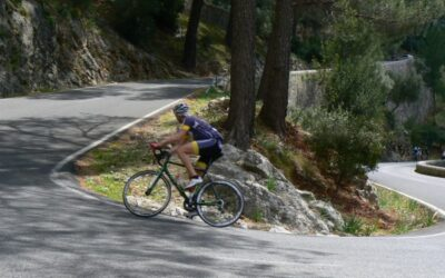 the five best locations to stay for cycling in Mallorca