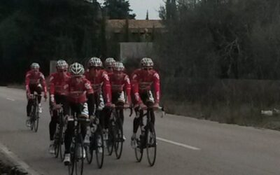 Sky and Lotto Belisol in Mallorca