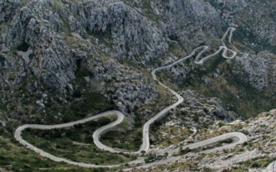 Three routes to Sa Calobra